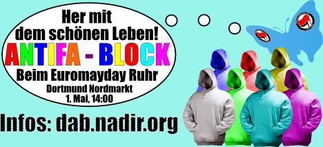 2.Euromayday in Dortmund