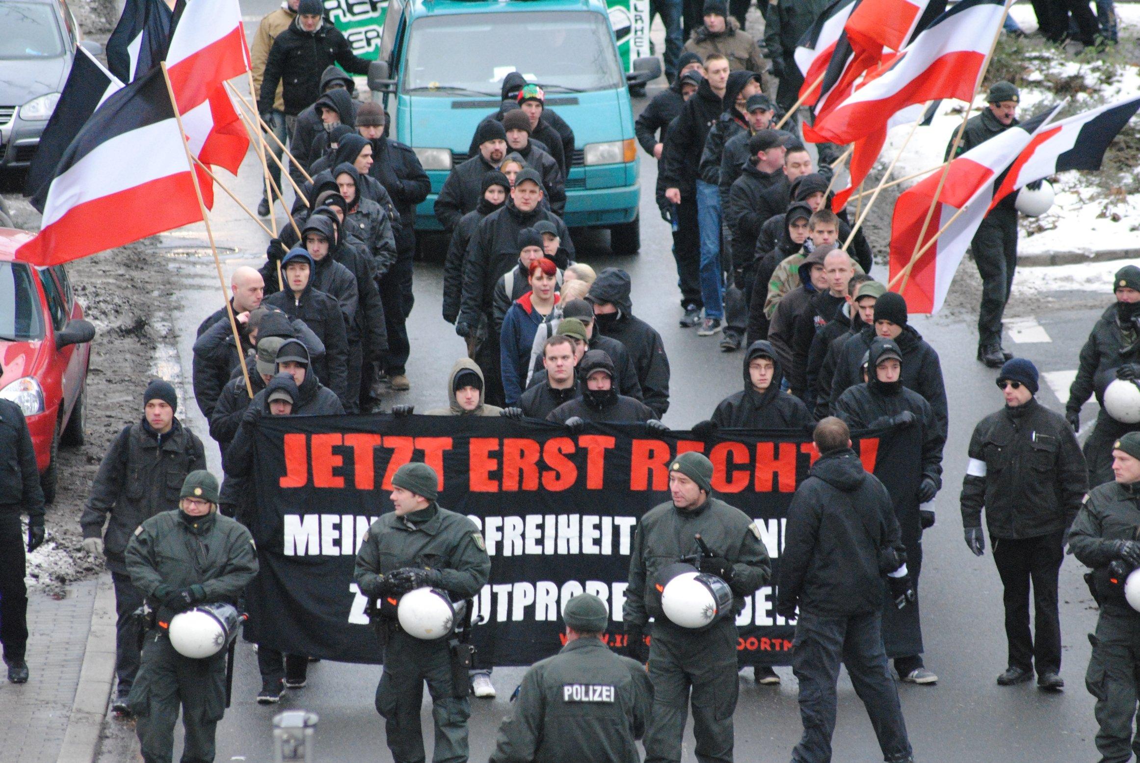 Connewitz Demo Heute